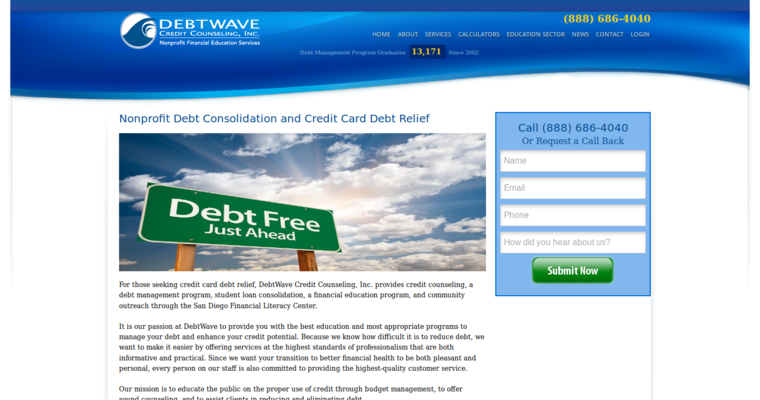 best debt consolidation program