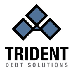Leading Debt Relief Business Logo: Trident Debt Solutions