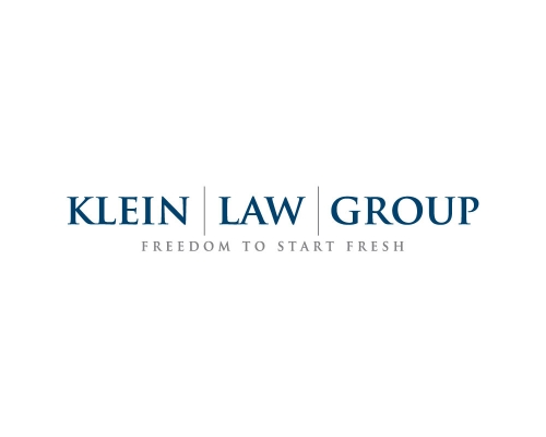 Leading Bankruptcy Experts Business Logo: Klein Law Group