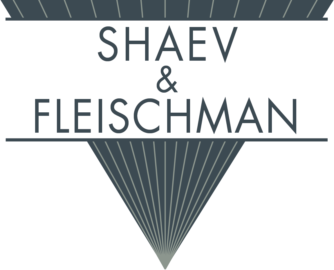 Leading Bankruptcy Experts Business Logo: Shaev & Fleischman