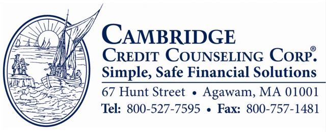 Leading Debt Management Business Logo: Cambridge Credit Counseling