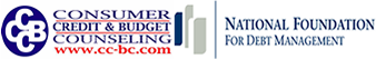 Leading Debt Management Agency Logo: Consumer Credit and Budget Counseling