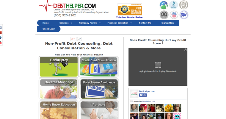 Debthelper Com Leading Debt Management Businesses 10 Best Debt