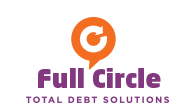 Leading Debt Management Business Logo: Full Circle Total Debt Solutions